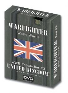 Warfighter WWII Expansion 02: United Kingdom #1